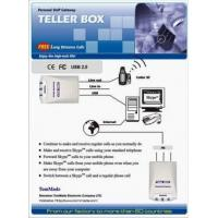 Buy cheap VoIP Teller Box- Forward Skype Calls To Your Mobile Phone from wholesalers