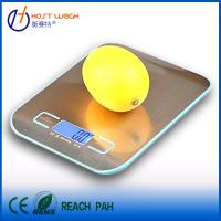 5kg digital kitchen food scale with LCD display for kitchen use,food,fruit,vegetable Manufactures