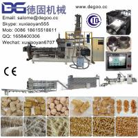 Textured vegetable Protein Food Processing Line Manufactures