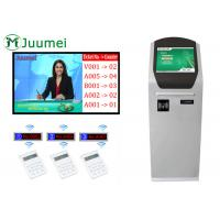Buy cheap Bank Queue Management System Queue System Ticket Dispenser Multi Counters from wholesalers