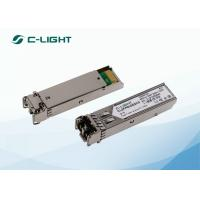 Buy cheap CISCO 1000BASE-SX SFP Transceiver Module MMF 850nm DOM 1.25GE 1G from wholesalers