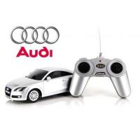 Buy cheap 1:24 Licensed Audi TT Coupe Remote / Radio Control RC Car from wholesalers