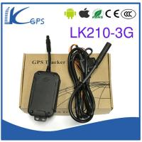 Buy cheap gps coordinates locator gps gprs gsm tracking deviceLK210-3G from wholesalers