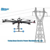 Buy cheap Rotor Of Drone 15-28 Inch Full Carbon Fiber UAV Drone For Power Line Using from wholesalers