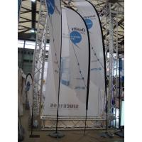 Buy cheap Crossed feet flying banner stand,flag banner, wing flag banner from wholesalers