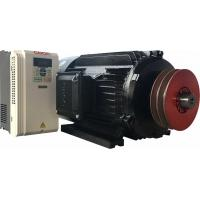 Wholesale YVF Laundry Vfd Rated Motor , 3 Phase Induction Motor 0.75KW-30KW With Encoders from china suppliers
