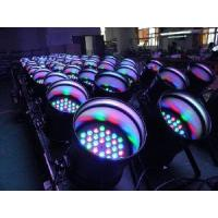 Wholesale 36PCS 3watt RGB Long LED PAR 64 Stage Lighting (CL-003B) from china suppliers
