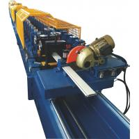 Wholesale Aluminium / Steel Roller Shutter Forming Machine , Roller Shutter Door Roll Forming Machine from china suppliers