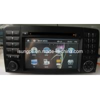 China 7 Inch Double DIN Touch Screen Car DVD Player for Mercedes Benz R300, R350 with TV, Bt, iPod, Pip, Dual Zone (TS7739) on sale