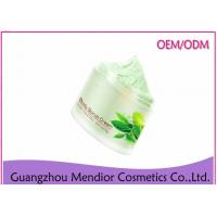 Buy cheap Mint Extract Green Tea Natural Body Scrub For Skin Exfoliating / Oil Control from wholesalers