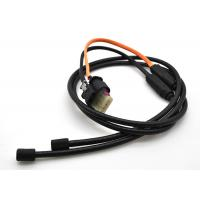 Buy cheap Custom Kick Sensor Braided Coaxial Cable With 3M Adhesive Strap Base from wholesalers