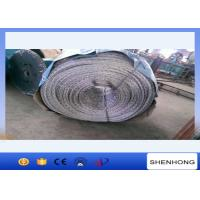 Buy cheap Pilot Anti Twist Wire Rope , Galvanised Steel Wire Rope 130KN Breaking Load from wholesalers