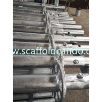 Buy cheap Spigot, joint pin, Bone joint for Ringlcok scaffolding system, 38*230mm,38*250mmL hot dip galvanized Q235 Q345 HDG from wholesalers
