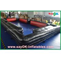 Buy cheap New Billiard Football Inflatable Table Soccer Pool Game Inflatable Snooker Ball Field from wholesalers