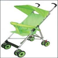 Wholesale green light weight baby stroller from china suppliers