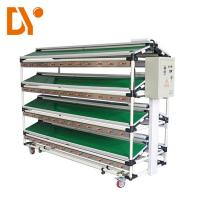 Buy cheap Pipe Support Aluminium Profile Workbench Welded For Industrial Assemble Line from wholesalers