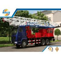 Buy cheap Professional Oilfield Equipment Swabbing / Service Rig / Well Servicing Rig from wholesalers