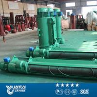 Buy cheap Yuantai 20 tons elctrical rope hoist for sale with largest discount of factory price from wholesalers