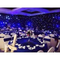 RK Star curtain light decorative lining marquee party tents event tents Pipe And Drape System 2.0