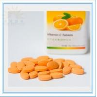 Wholesale GMP Supplement Private Label Vitamin C & Zinc Tablet (LJ-HP-137) from china suppliers