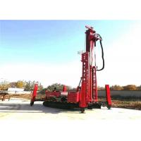 Buy cheap Crawler 13T 700M Pneumatic Drilling Machine from wholesalers