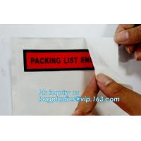 Buy cheap Self adhesive PE envelopes for documents packing list/Poly mailers/Plastic mailing bags, Mail Pack Envelope, bagease pac from wholesalers