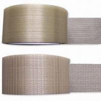 Buy cheap Filament Tape with High Performance, Moisture-resistant from wholesalers