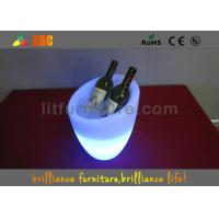 Buy cheap Colors change Glowing Furniture / LED ice bucket for bar from wholesalers