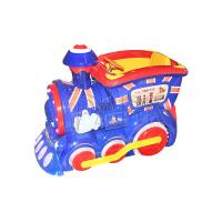 Buy cheap British Train Coin Pusher Game Machine Electric Kids Car 12 Month Warranty from wholesalers