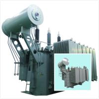 Buy cheap 35kV - 5000kVA 3 Phase Power Distribution Two Winding Non - Excitation Regulating from wholesalers