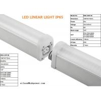 IP65 Silver LED Linear Ceiling Lights For Farm / Tunnel / Car Parking Manufactures