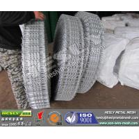 Buy cheap Marine Pipeline Reinforced Wire Mesh, Steel Pipe Winding Mesh, Pipe-line Reinforced Mesh from wholesalers