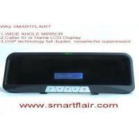 Buy cheap Bluetooth Handsfree Car Mirror With Caller ID Display (MHF83-B) from wholesalers