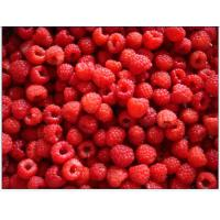 Buy cheap IQF Raspberries Whole from wholesalers