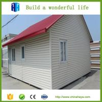 Buy cheap HEYA low cost prefab small light steel frame house plans suriname from wholesalers