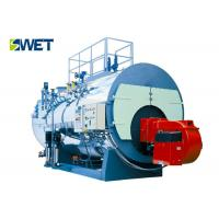 Simple Structure Hot Water Generator,Double Drum D Type Water Tube Boiler