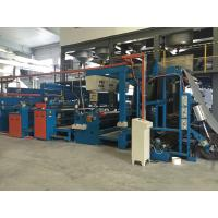 Wholesale Thermal Oil / Gas Heating System Textile Hot Air Stenter Setting Machine from china suppliers
