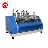 Buy cheap SATRA TM92 Shoe Bending Test Machine Heel Onwards With 6 Electronic LCD product