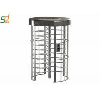 Buy cheap Single Full Height Turnstile Smart High Security  Gym Barrier Gate from wholesalers