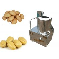 Buy cheap 100kg Fruit Processing Equipment , Potato Processing Machinery Low Waste from wholesalers