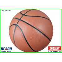 China 2015 New Design Outdoor Official Basketball Ball with Nylon Winded Bladder on sale