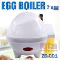Buy cheap microwave egg poacher as seen on tv 2014 Electric Automatic 7 Hole Egg Cooker Boiler ZD-001 from wholesalers