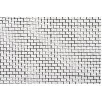 China SUS 302 304 Plain Weave Woven Wire Mesh Abrasion Resistant , Length 30m on sale