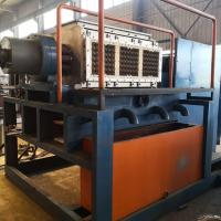 Buy cheap Small Recycle Waste Paper Pulp Forming Egg Tray Making Machine from wholesalers