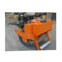 FYL-700C manual operating vibratory roller for construction Manufactures