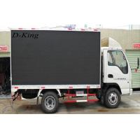 Wholesale Commercial Moving P12 Truck Mounted LED Display For Road Show , 6944/㎡ Pixel Density from china suppliers