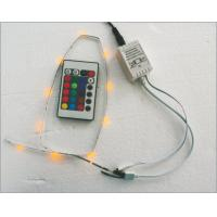 LM009 12V Miniature Modeling Tools RGB Controller for N Train Station Layout Manufactures