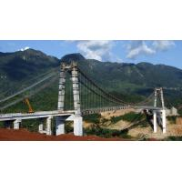 Buy cheap Professional Steel Truss Bridge / Cable Stayed Bridges for Longest Spans River from wholesalers