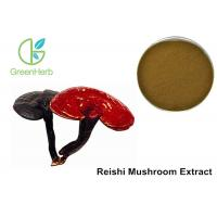 Buy cheap Anti Aging Pure Reishi Mushroom Extract Beta D - Glucan Against Tumors from wholesalers
