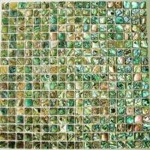 Buy cheap shell mosaic,seashell mosaic,shell tiles,New Zealand abalone paua shell mosaic vsm8005 from wholesalers